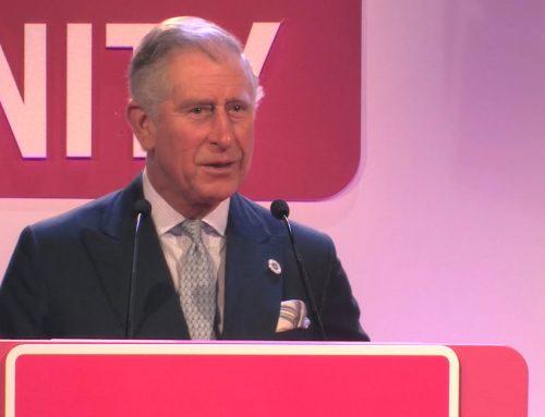 Prince Charles at BITC