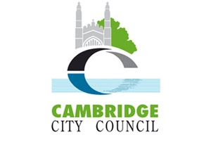 Cambridge city council logo for film company