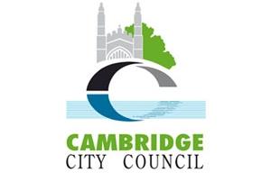 Cambridge city council logo for film company