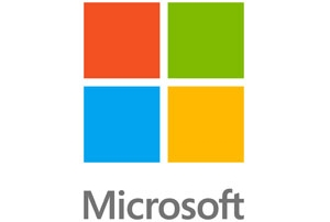 Microsoft logo for Cambridge video company