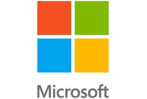 Microsoft logo for Cambridge video company