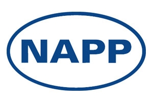 Napp logo for Cambridge film company