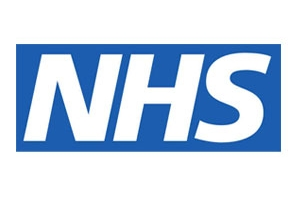 NHS logo for Cambridge video company