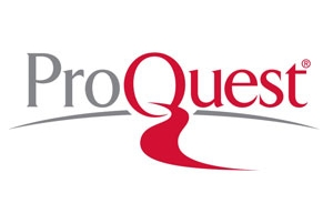 Proquest logo for film company Cambridge