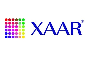 Xaar logo for film company cambridge