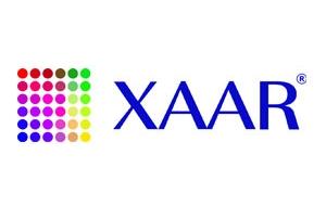 Xaar logo for film company cambridge