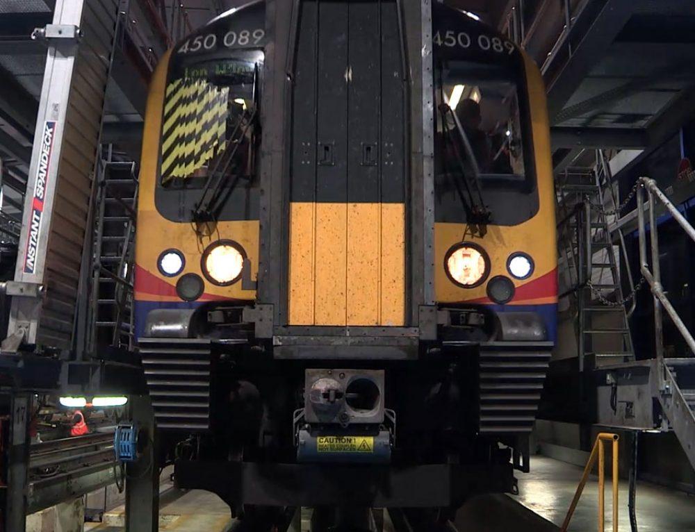 Siemens Trains